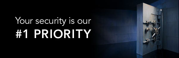 security banner